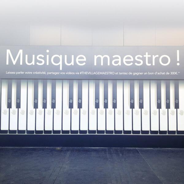 Jeu Maestro