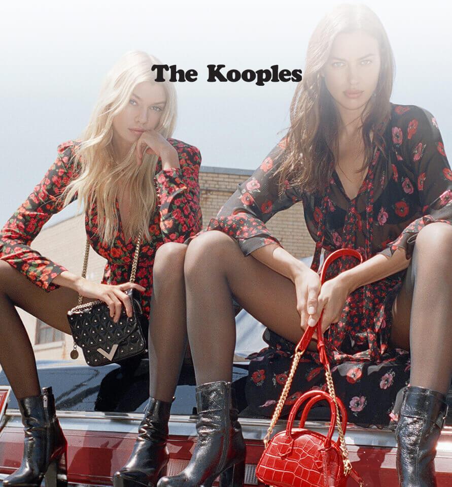 The Kooples : -20% supplémentaires sur tout