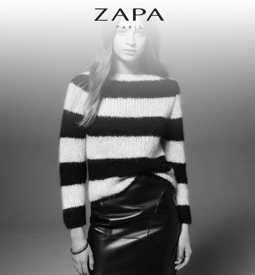 Zapa -50% supplémentaires sur une sélection