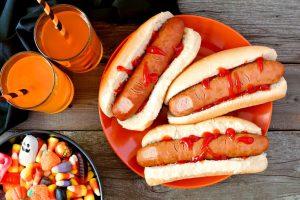 recette-halloween-hot-dog