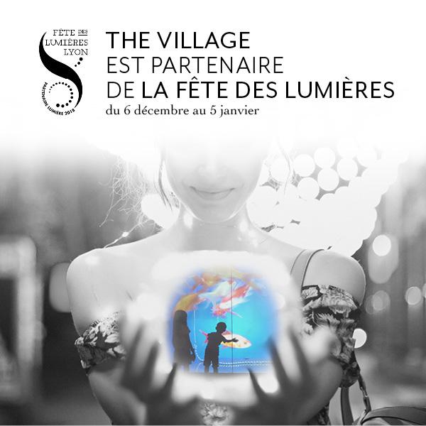 The Village dans l'oeil de Stéphane Masson