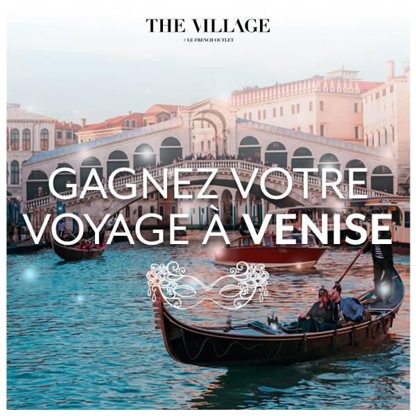 voyage venise concours