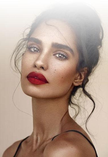 Saint valentin maquillage