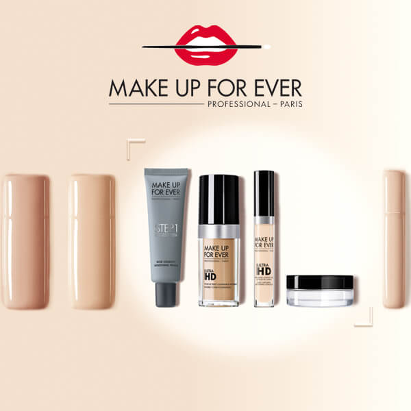 Make Up For Ever : ouverture !