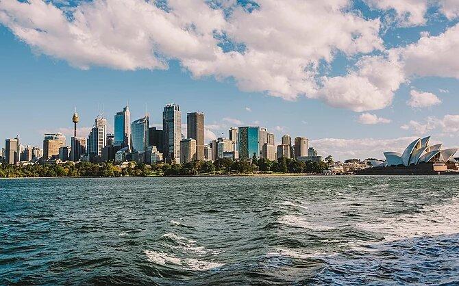 Jour 1 : Bonjour Sydney !