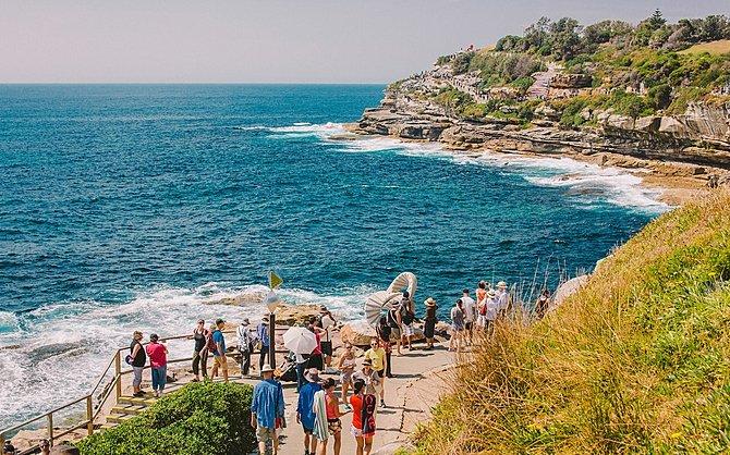 Jour 3 : Les plages de Sydney de Bondi Beach à Coogee Beach