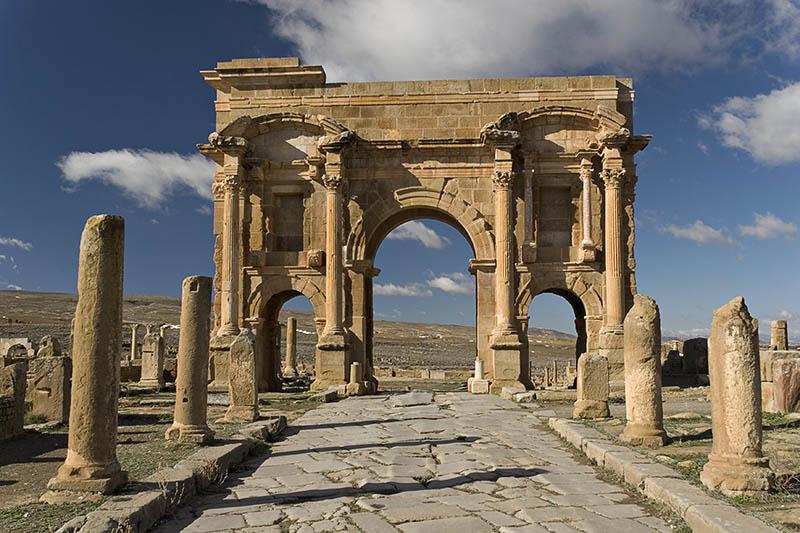 Jour 6 Jeudi : Constantine – Timgad - Batna