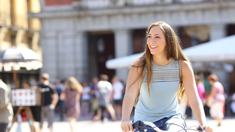 Jour 3 : À bicyclette… dans Madrid