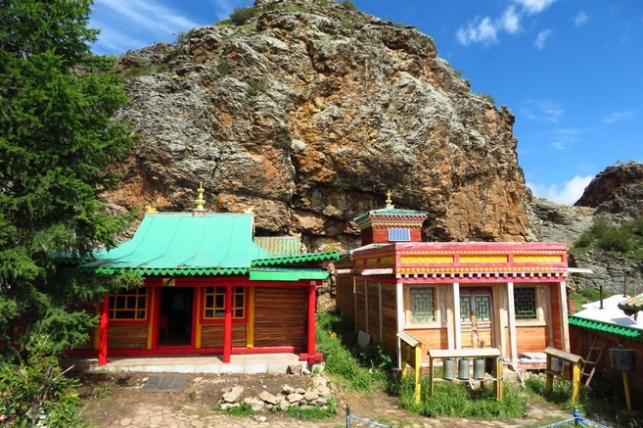 Jour 8: monastère de Tovkhon