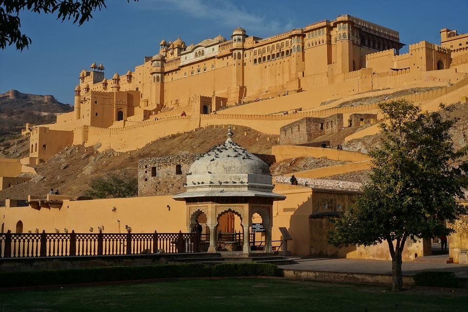 13 Mars 2020 : Jour 8 : Jaipur- Fort D'Amber- Jaipur