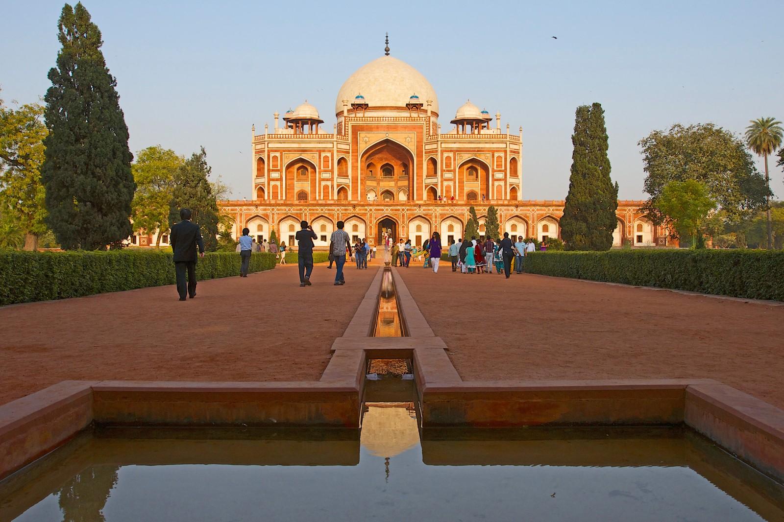 16 Mars 2020 : Jour 11 : Delhi - Départ