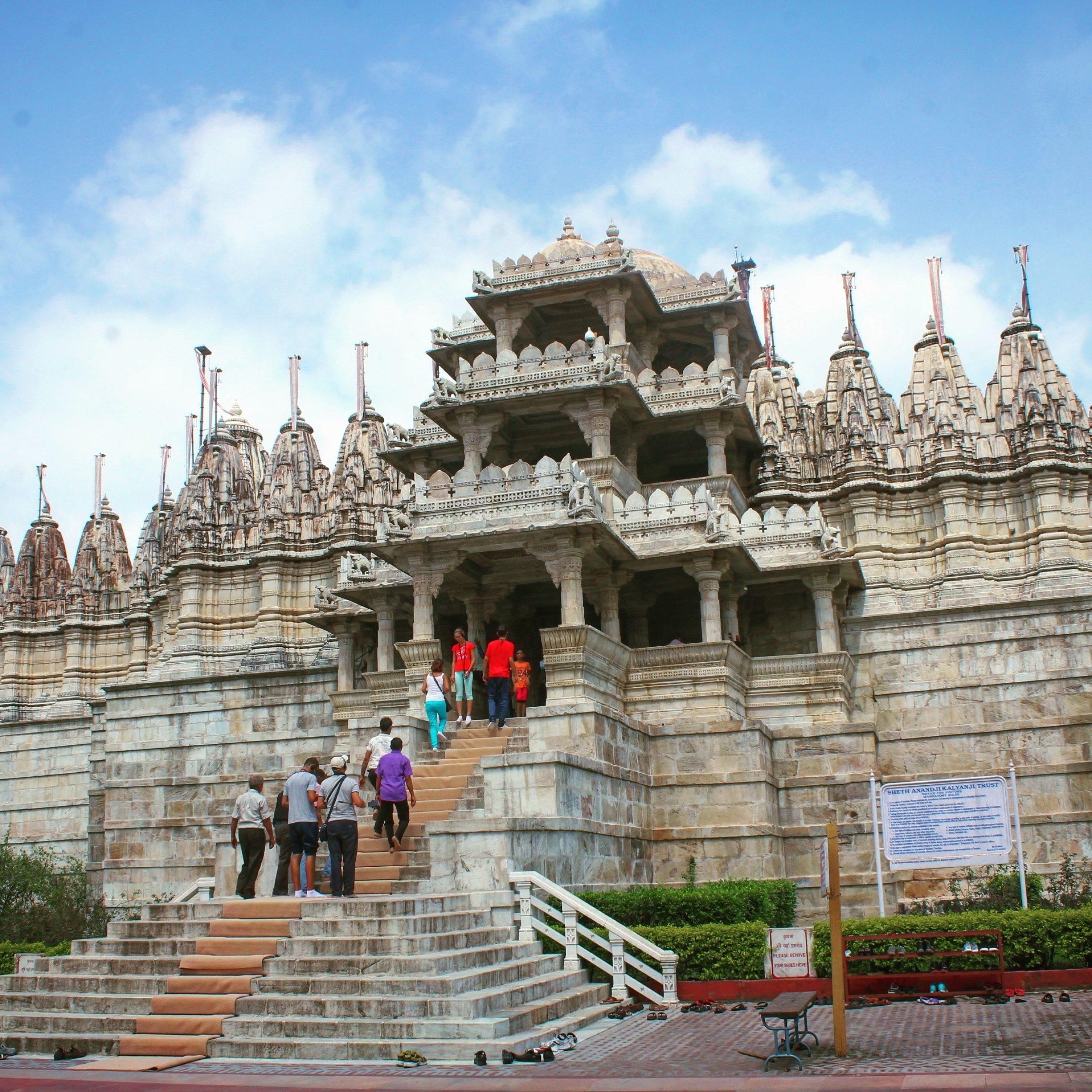 09 Mars 2020 : Jour 4 : Jodhpur – Ranakpur – Udaipur