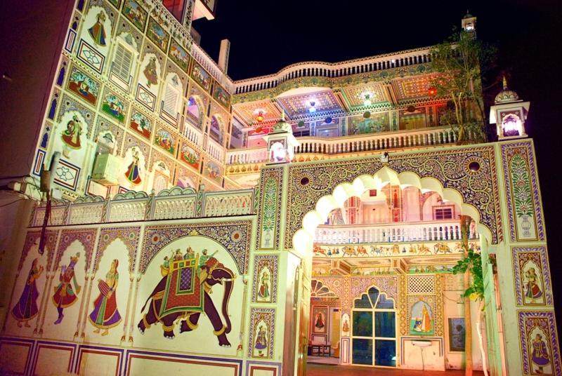 Jour 1 : Delhi - Shekhawati