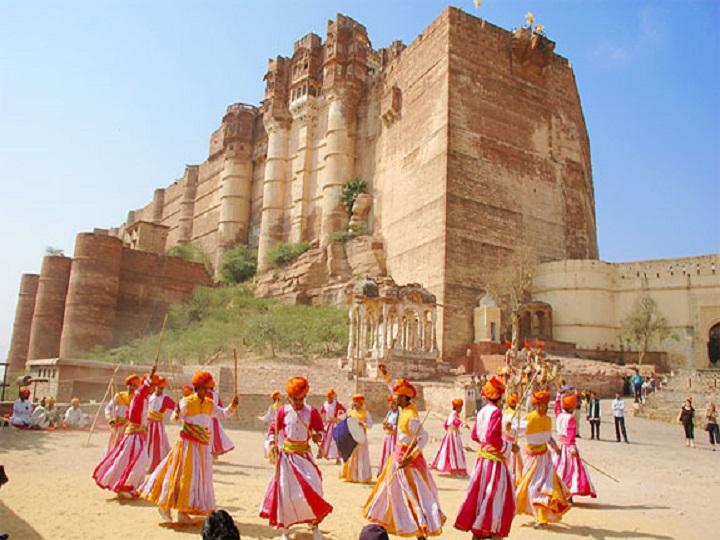 Jour 5 : Jaisalmer – Jodhpur