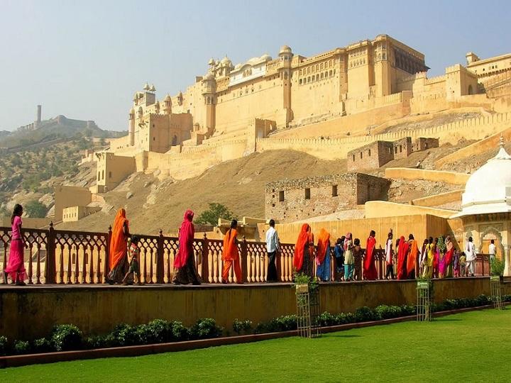 Jour 10 : Jaipur – Fort Amber – Jaipur