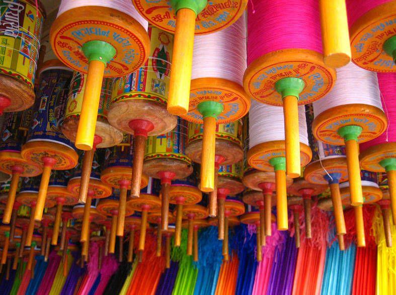 Jour 1 : Paris — Ahmedabad