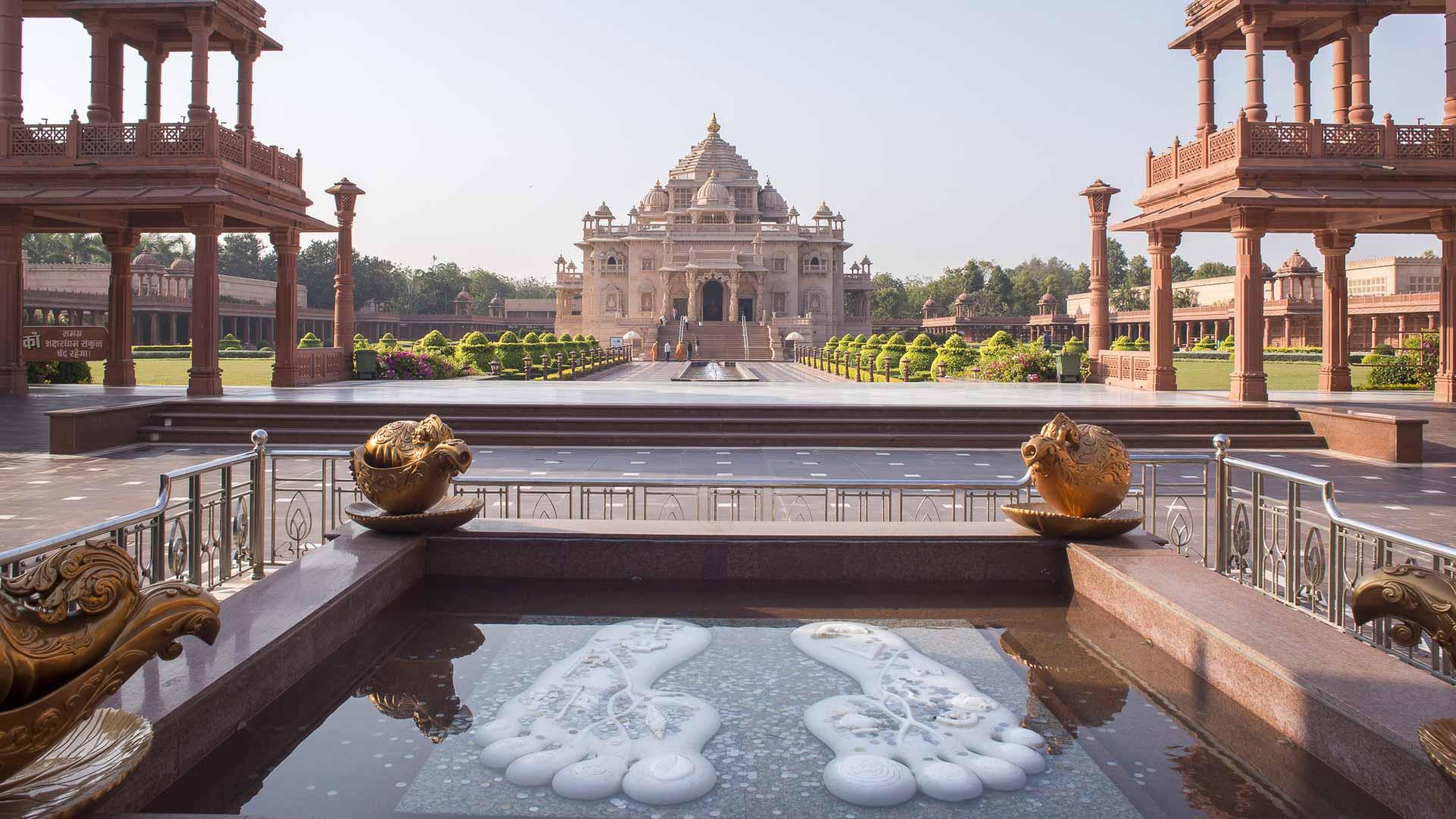 Jour 3 : Ahmedabad — Gandhinagar (37 km/1h30) – Ahmedabad