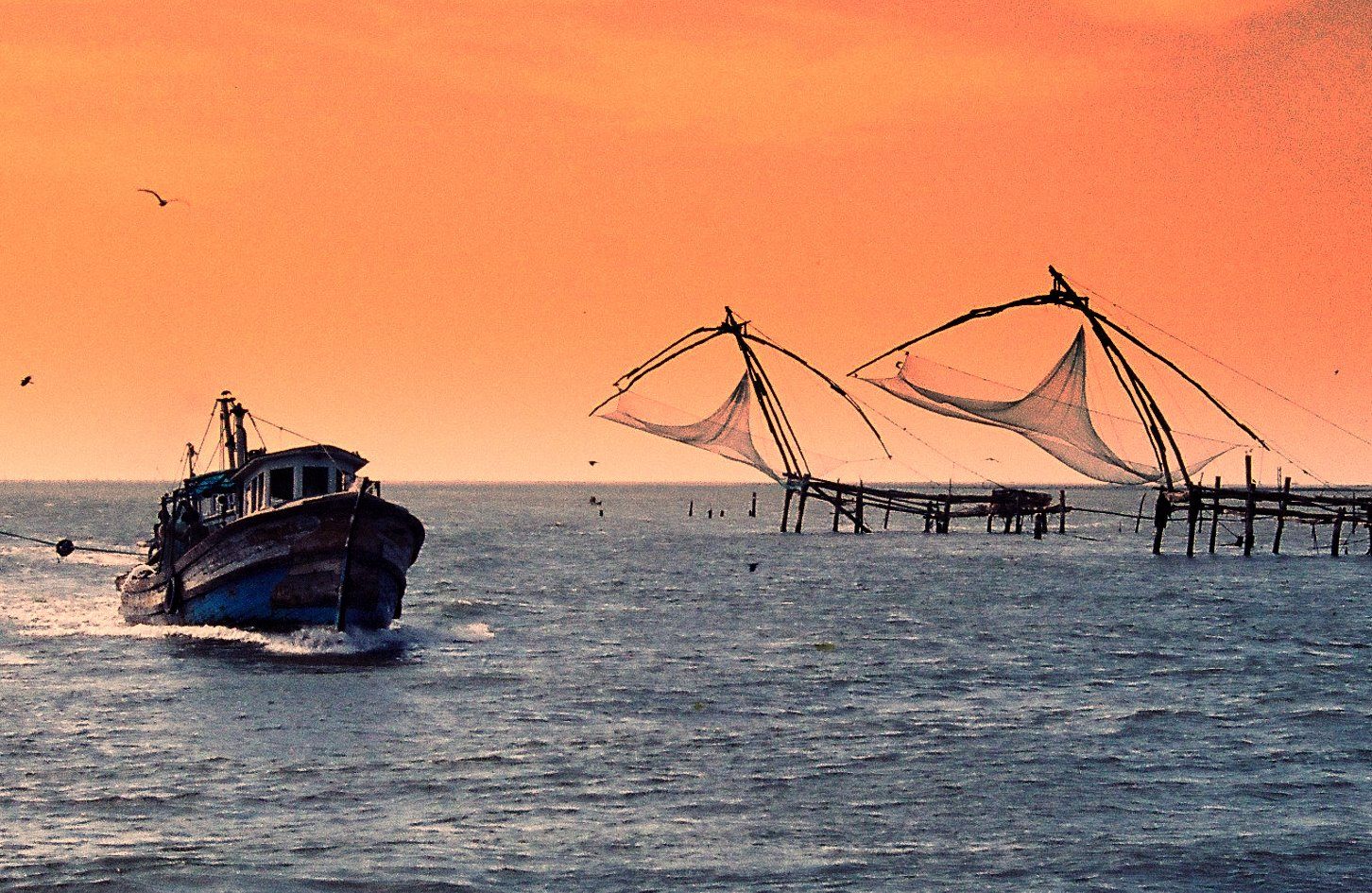 Jours 1 : Arriver a Cochin