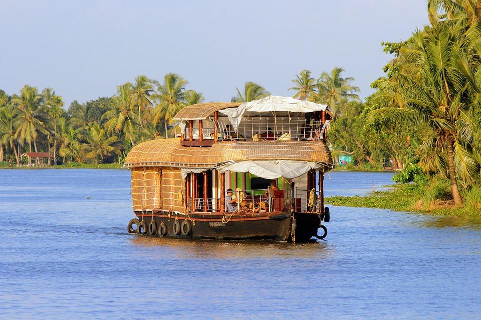 Jours 6 : Periyar – Houseboat