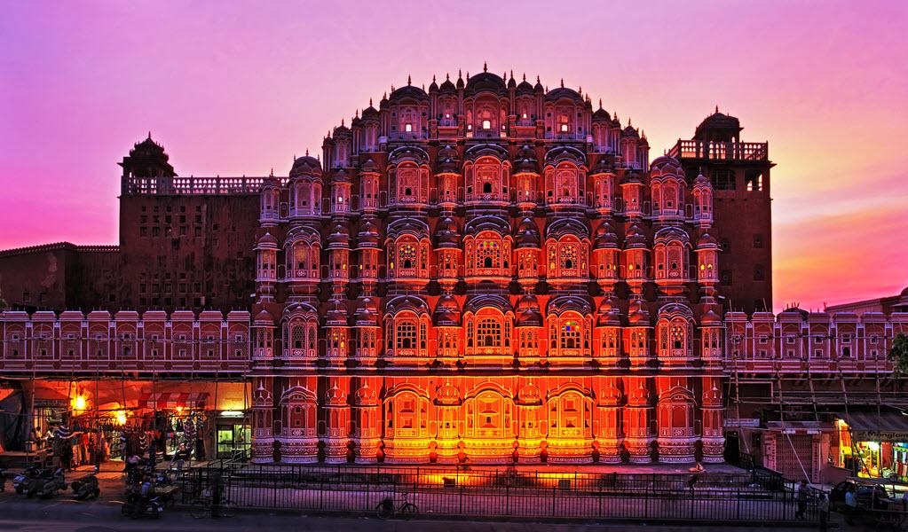 Jour 5 : Pushkar - Jaipur (150 KM)