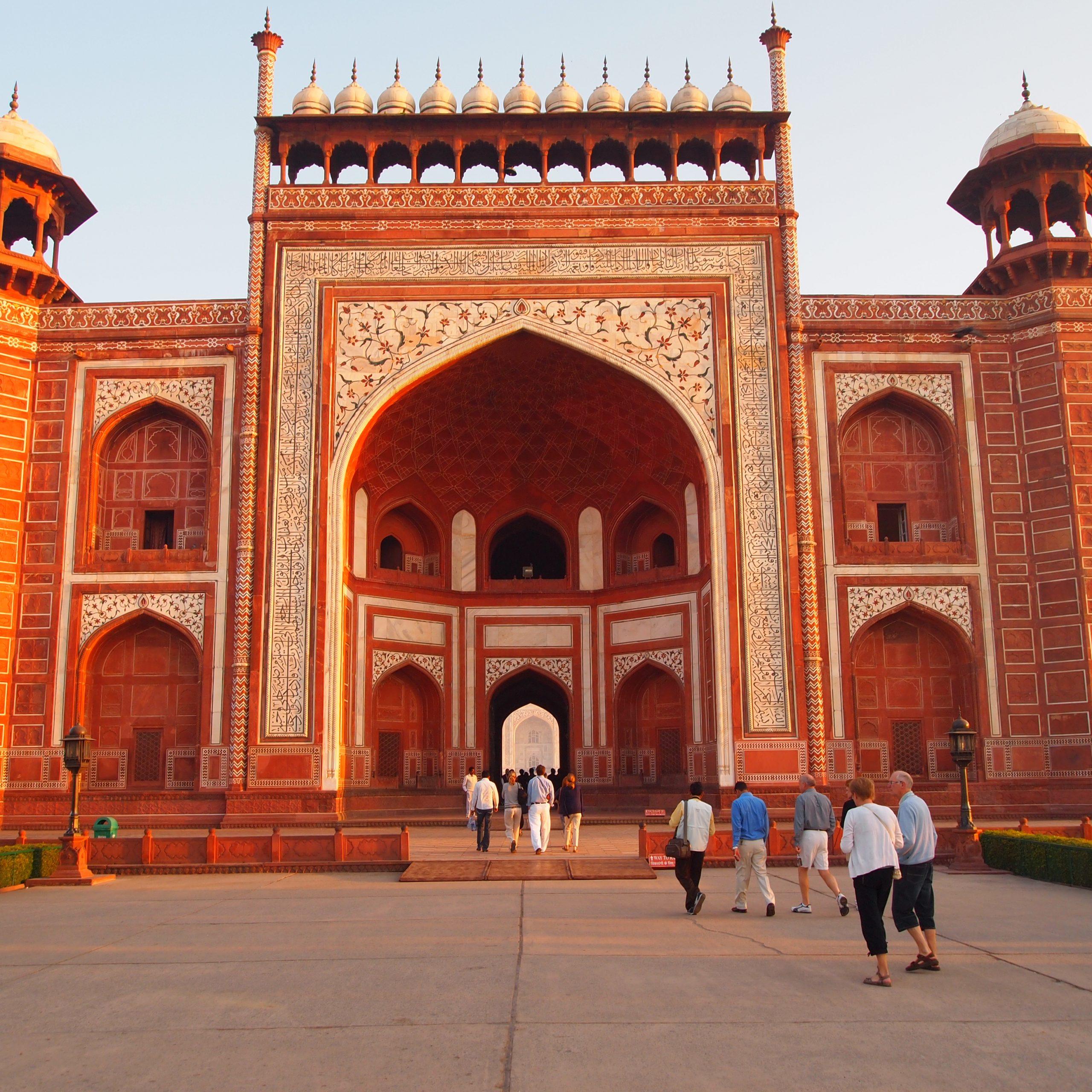 Jour 7 : Jaipur - Fathepur sikri - Agra (240 KM)