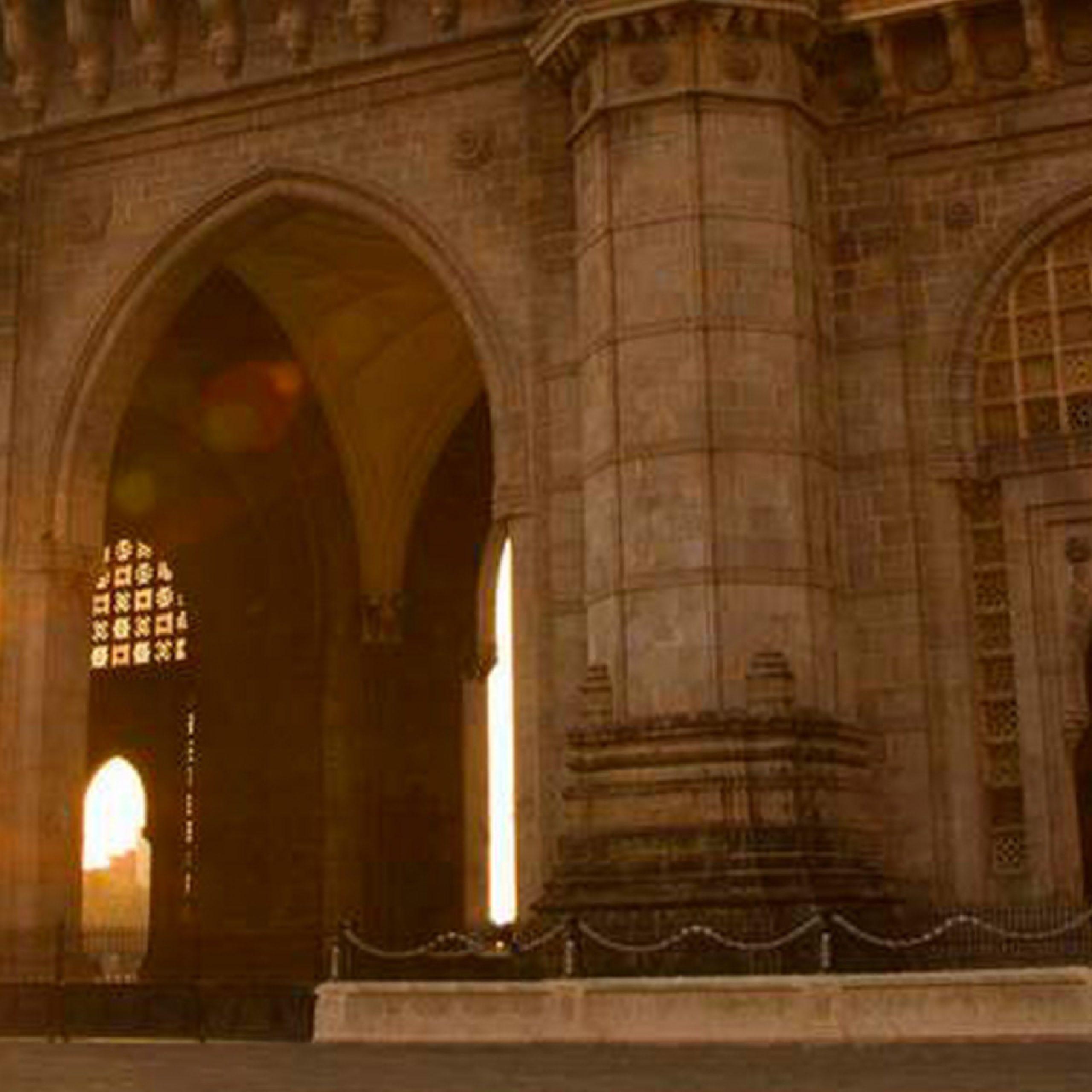 Jours 1 : Arrivée à Bombay