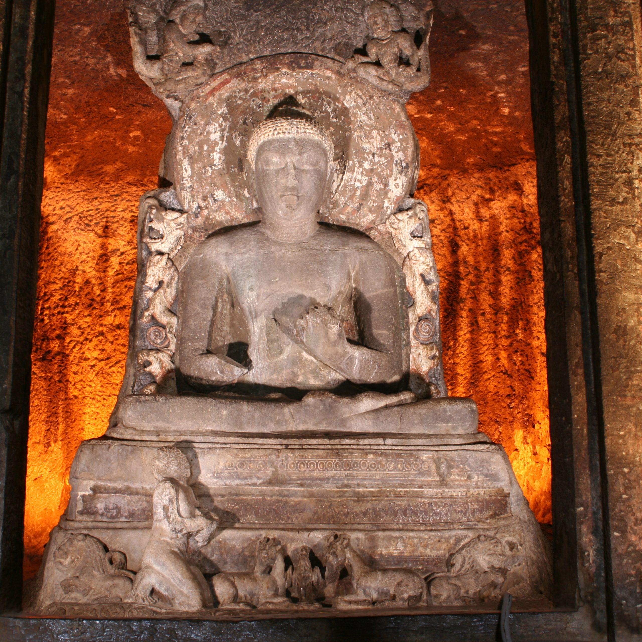 Jours 3 : Bombay – Aurangabad (vol puis 80 km - 2h de route)