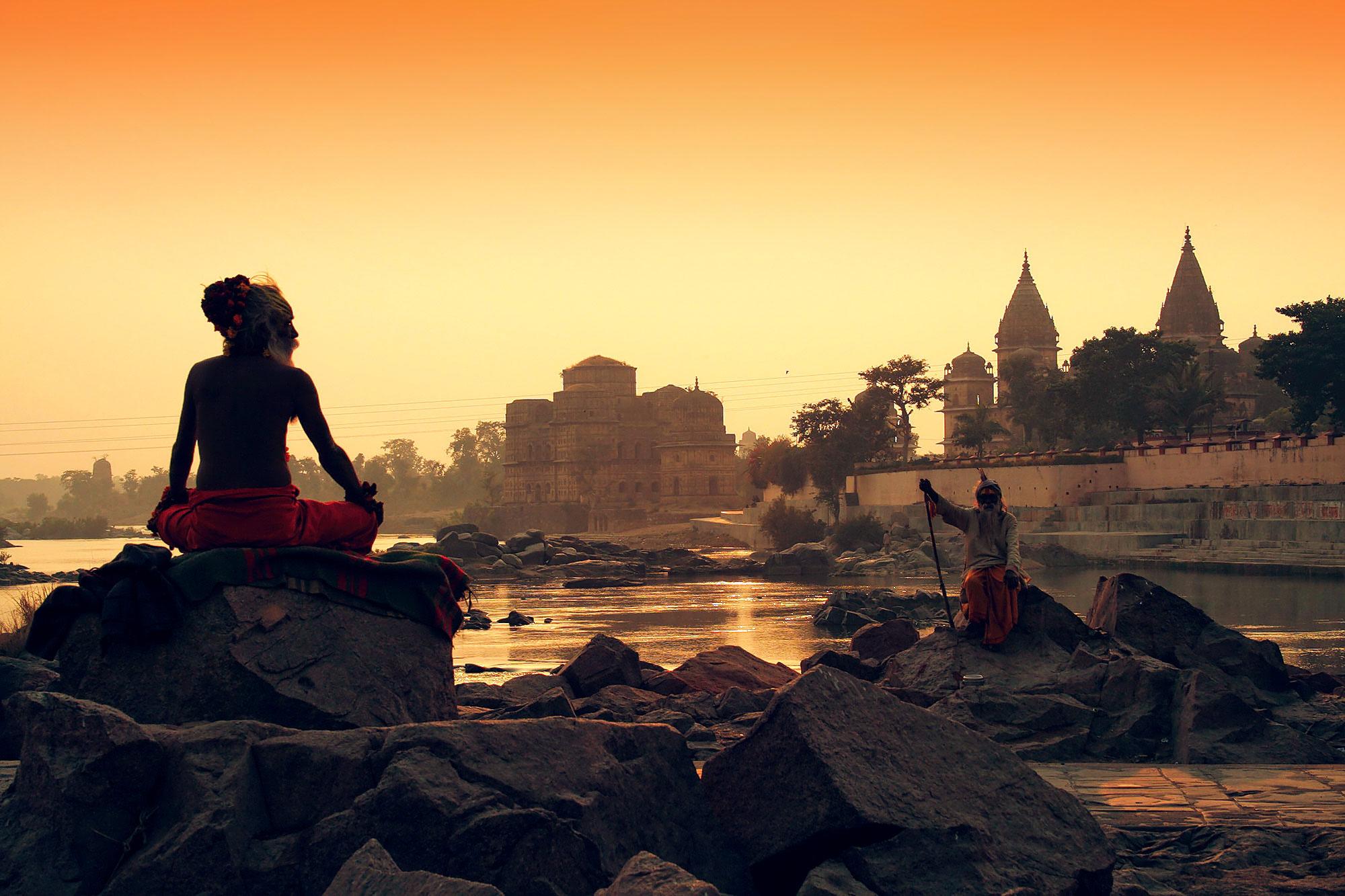 Jours 10 : Jhansi – Orchha (20 km - 30min de route)