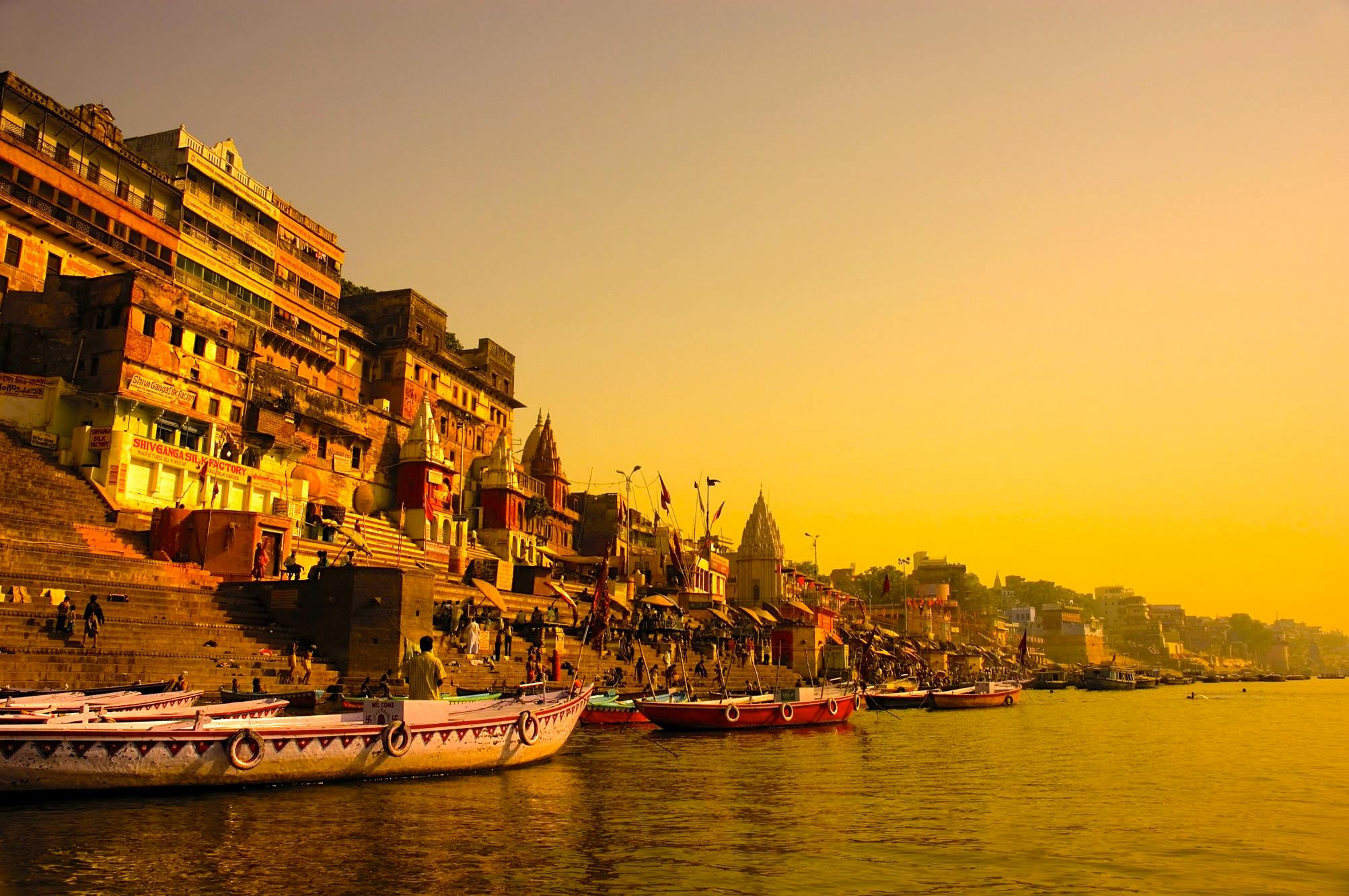 Jours 12 : Khajuraho – Varanasi (vol inter 1 h de vol)