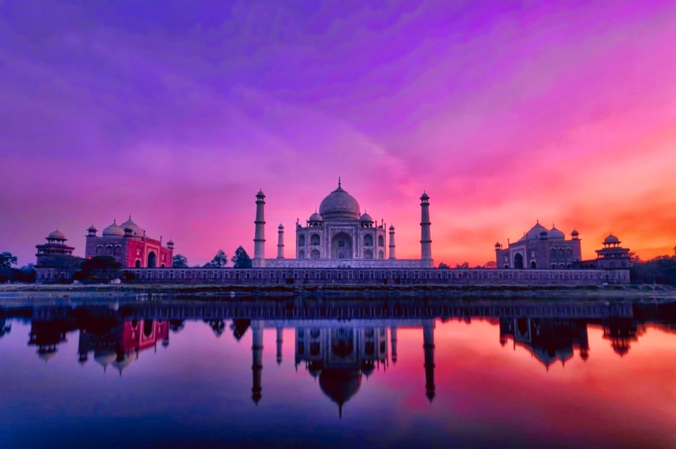 Jours 14 : Agra – Delhi (200 km - 4h de route)