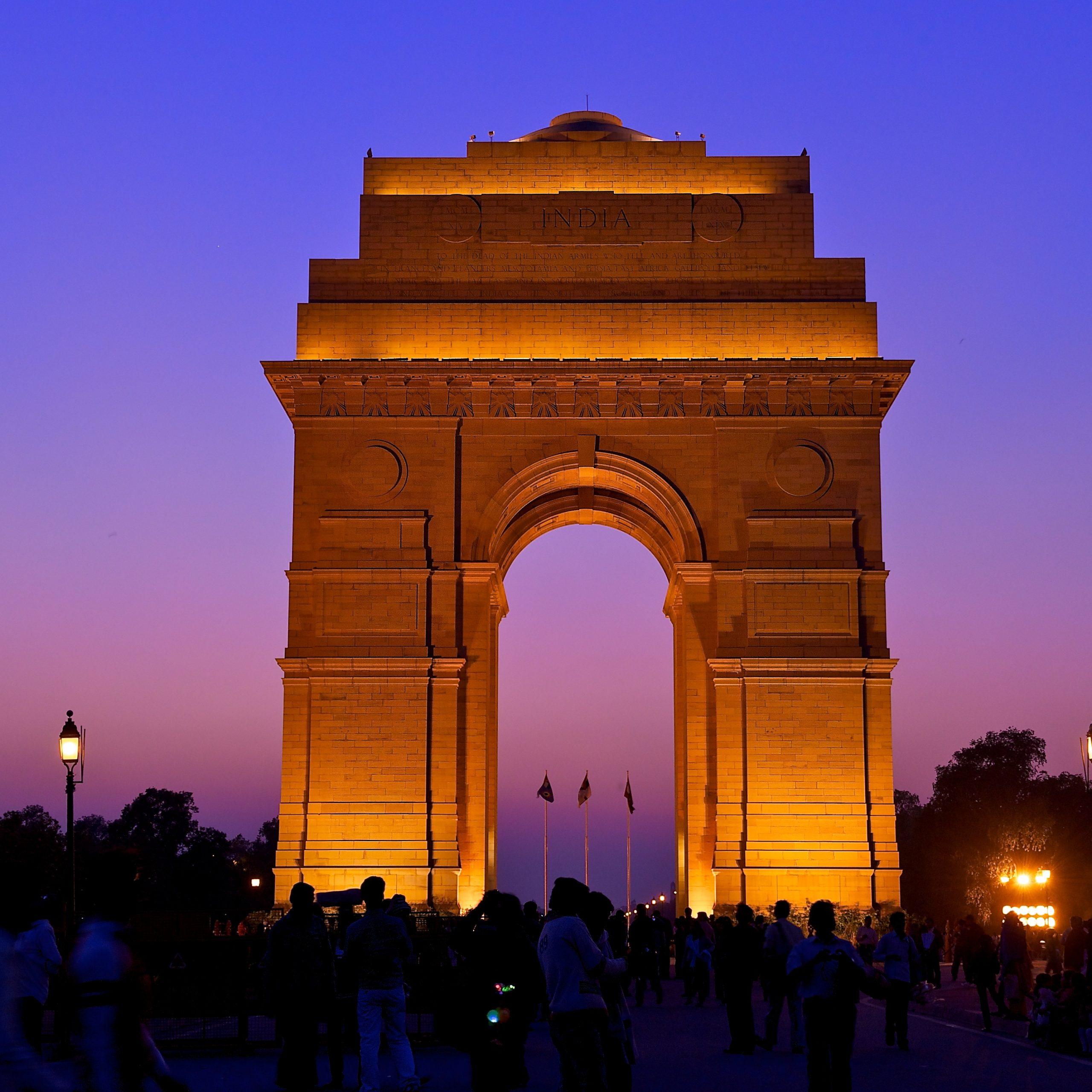 Jour 12 Delhi – Départ