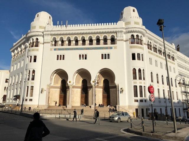 Jour 1 Samedi : Alger