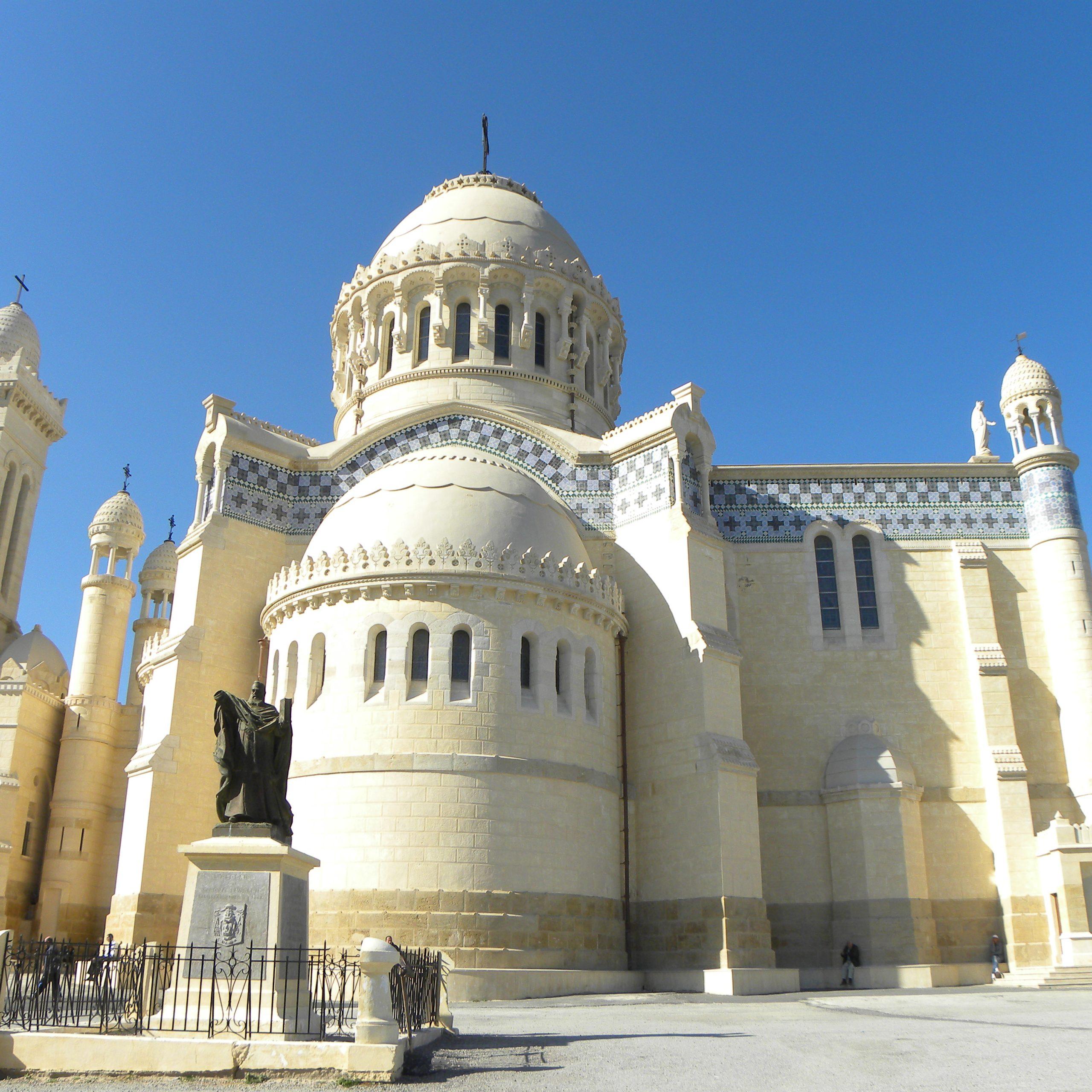 Jour 3 Lundi : Alger – Casbah – Notre Dame d'Afrique
