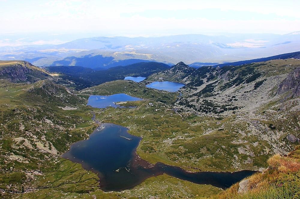 SAPAREVA BANYA > SOFIA – Les Sept lacs de Rila