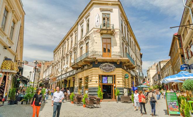 BUCAREST – Découverte de la capitale