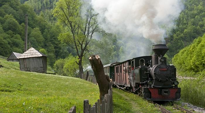 VISEU DE SUS > VADU IZEI – Balade en train à vapeur