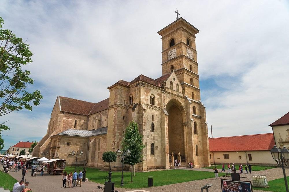 SALISTE – Sibiu, le bijou de l'architecture saxonne