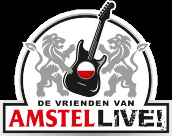 Afbeeldingsresultaat voor vrienden van amstel live logo