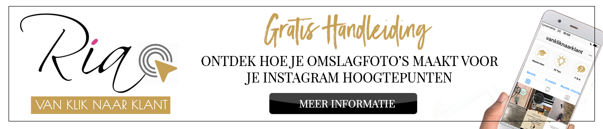 Instagram Hoogtepunten