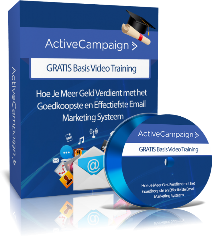 Gratis Activecampaign basis video training