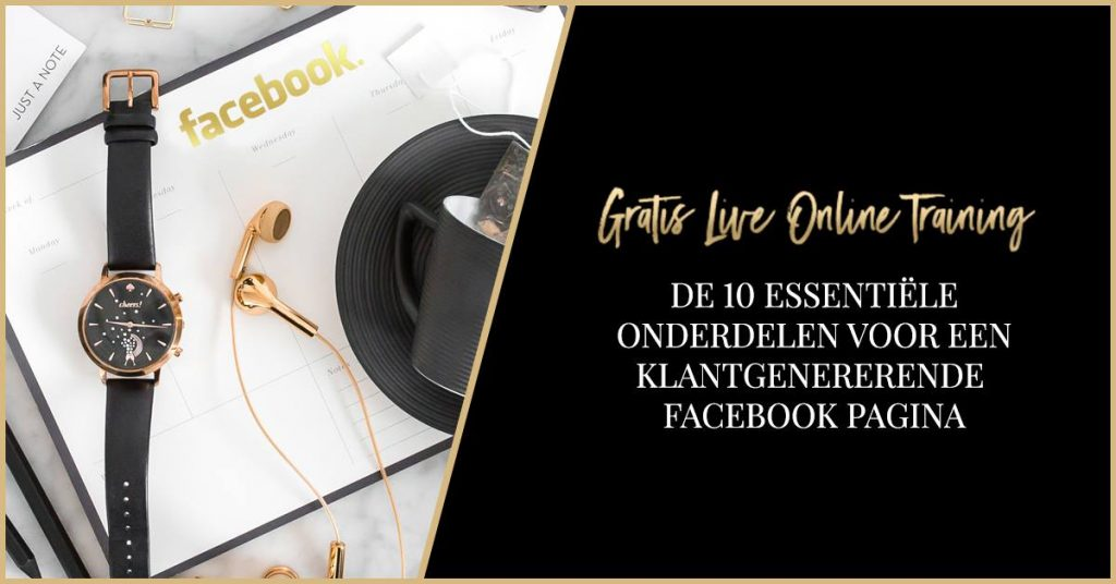 Gratis Facebook Training
