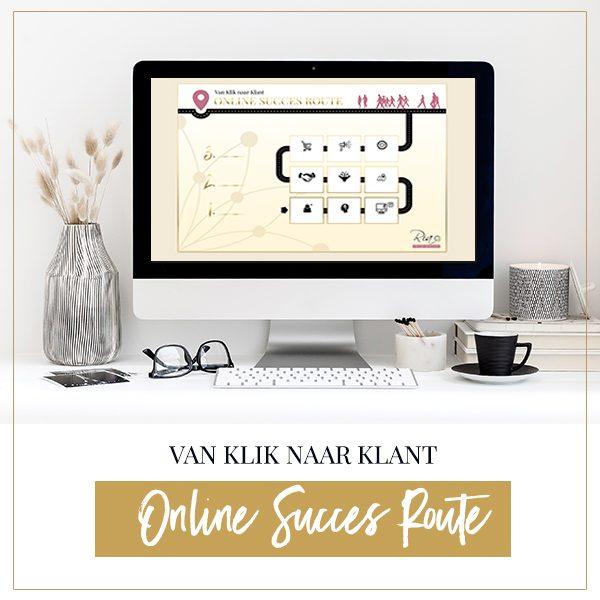 Van Klik naar Klant - Online Succes Route
