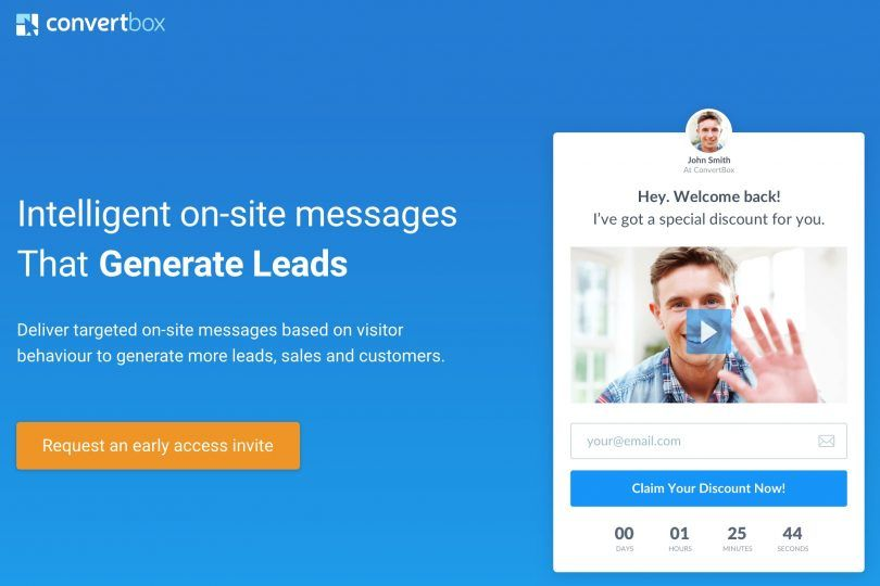 Convertbox de leadgeneratie tool voor je website