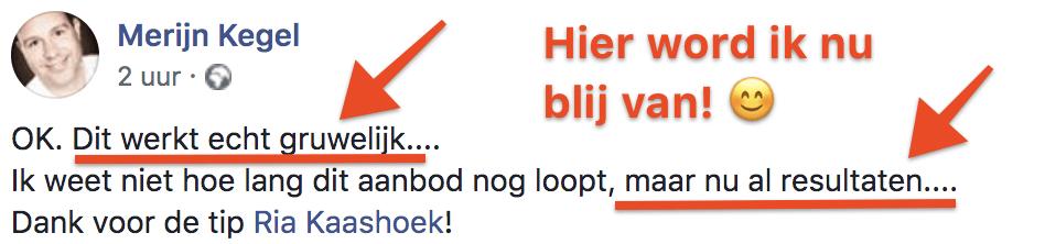 Convertbox Testimonial Merijn Kegel