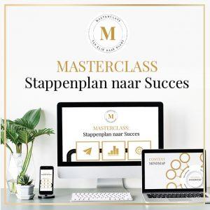 Masterclass Stappenplan naar Succes