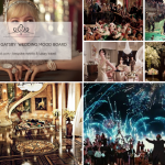 The Great Gatsby Wedding Mood Board