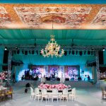 Indian wedding decorations jw Marriott Venice