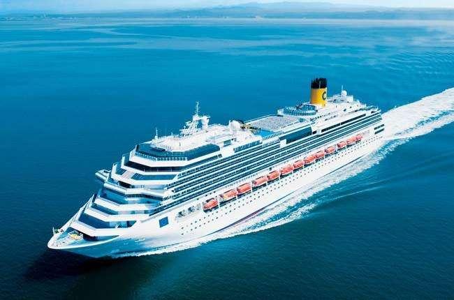 Crucero costa favolosa caribe