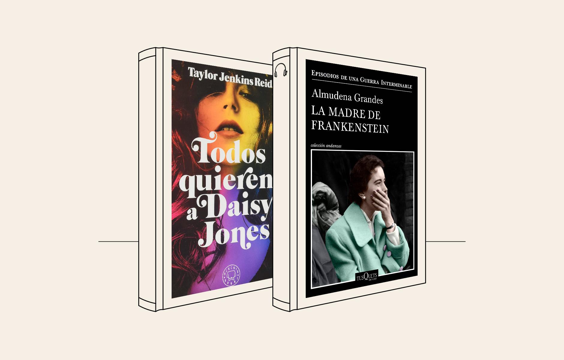 libros-Daisy-Frankenstein