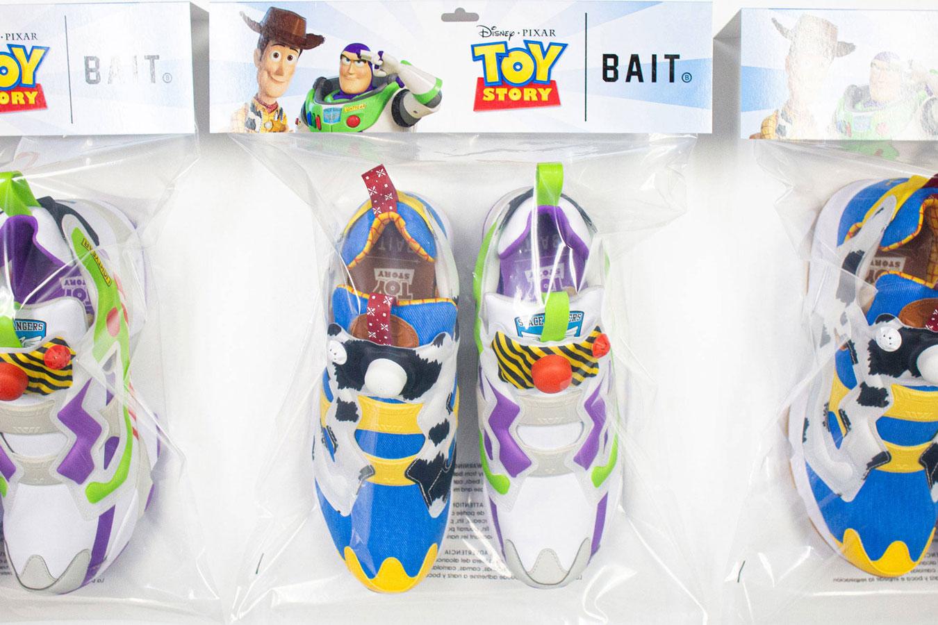 Zapatillas Reebok Toy Story